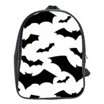 Deathrock Bats School Bag (XL)