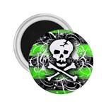 Deathrock Skull 2.25  Magnet