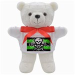 Deathrock Skull Teddy Bear