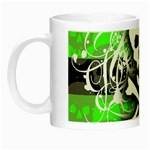 Deathrock Skull Night Luminous Mug