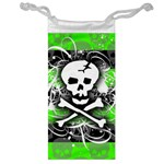 Deathrock Skull Jewelry Bag