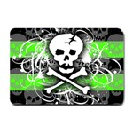 Deathrock Skull Small Doormat