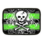 Deathrock Skull Netbook Case (Medium)