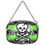 Deathrock Skull Chain Purse (Two Sides)