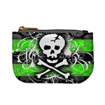 Deathrock Skull Mini Coin Purse