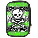 Deathrock Skull Compact Camera Leather Case