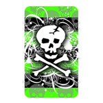 Deathrock Skull Memory Card Reader (Rectangular)