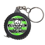 Deathrock Skull Measuring Tape
