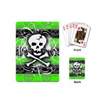 Deathrock Skull Playing Cards (Mini)