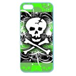 Deathrock Skull Apple Seamless iPhone 5 Case (Color)