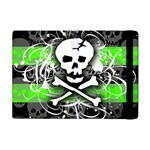 Deathrock Skull Apple iPad Mini Flip Case
