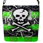 Deathrock Skull Removable Flap Cover (Small)