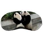 Let Me Kiss You Pandas In Love Sleeping Mask
