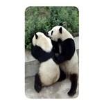 Let Me Kiss You Pandas In Love Memory Card Reader (Rectangular)