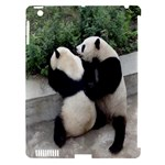 Let Me Kiss You Pandas In Love Apple iPad 3/4 Hardshell Case (Compatible with Smart Cover)