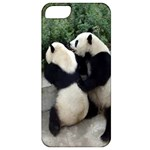 Let Me Kiss You Pandas In Love Apple iPhone 5 Classic Hardshell Case