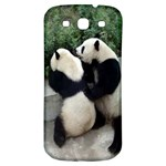 Let Me Kiss You Pandas In Love Samsung Galaxy S3 S III Classic Hardshell Back Case