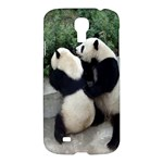 Let Me Kiss You Pandas In Love Samsung Galaxy S4 I9500 Hardshell Case