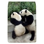 Let Me Kiss You Pandas In Love Removable Flap Cover (Small)