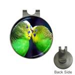 Kiss And Love Lovebird Golf Ball Marker Hat Clip