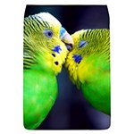 Kiss And Love Lovebird Removable Flap Cover (Small)