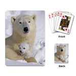 In Moms Arm Mothers Love Playing Cards Single Design