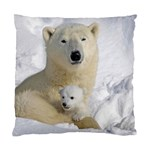 In Moms Arm Mothers Love Cushion Case (Two Sides)