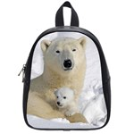 In Moms Arm Mothers Love School Bag (Small)
