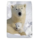 In Moms Arm Mothers Love Removable Flap Cover (Large)