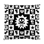 Gothic Punk Skull Cushion Case (Two Sides)