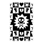 Gothic Punk Skull Memory Card Reader (Rectangular)