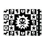 Gothic Punk Skull Apple iPad Mini Flip Case