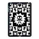 Gothic Punk Skull Apple iPad Mini Case (Black)