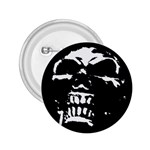Morbid Skull 2.25  Button