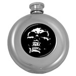 Morbid Skull Hip Flask (5 oz)