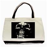Morbid Skull Classic Tote Bag (Two Sides)