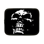 Morbid Skull Netbook Case (Small)