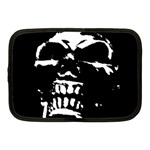 Morbid Skull Netbook Case (Medium)