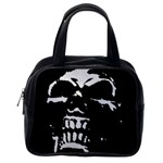 Morbid Skull Classic Handbag (One Side)
