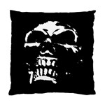 Morbid Skull Cushion Case (One Side)