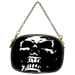 Morbid Skull Chain Purse (Two Sides)