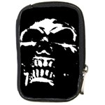 Morbid Skull Compact Camera Leather Case