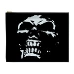 Morbid Skull Cosmetic Bag (XL)