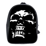 Morbid Skull School Bag (Large)