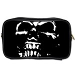 Morbid Skull Toiletries Bag (Two Sides)