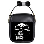 Morbid Skull Girls Sling Bag