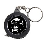 Morbid Skull Measuring Tape