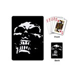 Morbid Skull Playing Cards (Mini)