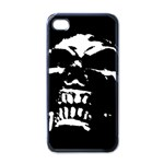 Morbid Skull Apple iPhone 4 Case (Black)