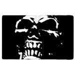 Morbid Skull Apple iPad 3/4 Flip Case